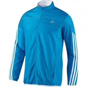 Běžecká bunda Adidas Mens Response Wind Running Jacket blue