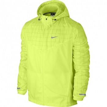 Běžecká bunda Nike Flicker Vapor ŽLUTÁ