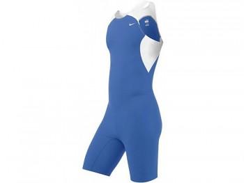 Atletický dres Nike DRI-FIT Race Suit MODRÝ