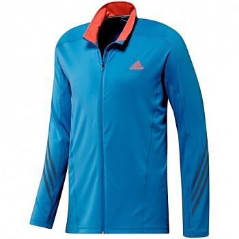 Běžecká bunda Adidas SUPERNOVA modrá