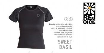 Dámské funkční termo tričko REJOICE SWEET BASIL