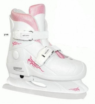 Dětské zimní brusle Tempish LADY EXPANZE Pink