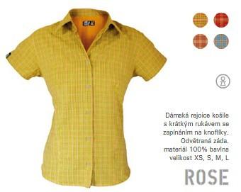 Dámská košile Rejoice Rose (různé barvy)