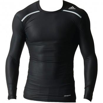 Adidas AJ4920 TF CHILL LS pánské kompresní triko