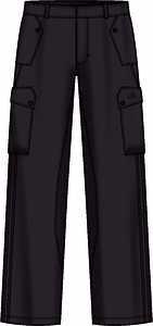 Outdoor kalhoty Adidas PS Pant E81486 SKLADEM
