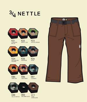 Dámské 3/4 kalhoty Rejoice Nettle různé barvy