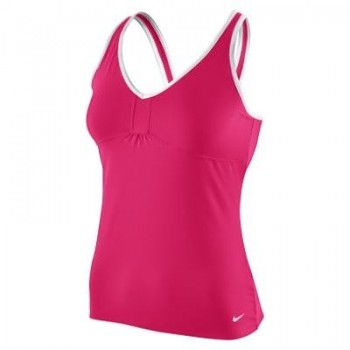 Dámské tílko Nike LEGACY FASHION LONG BRA 380507- 639