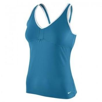 Dámské tílko Nike LEGACY FASHION LONG BRA 380507- 484