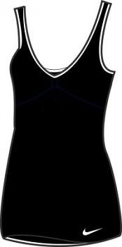 Dámské tílko Nike LEGACY FASHION LONG BRA 380507- 010