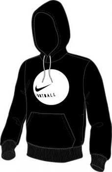 Dětská mikina Nike SPGX BOYS OTH HOODY 383723-010 SKLADEM