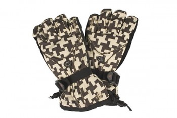 Dámské zimní rukavice Surfanic Wish SAND/MOCHA  , velikosti: M
