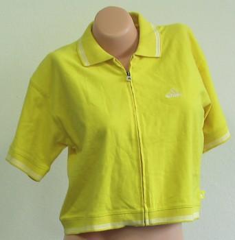 Dámské/dívčí triko Adidas 605753