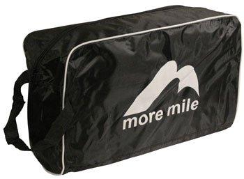 Univerzální taška na boty More mile černá