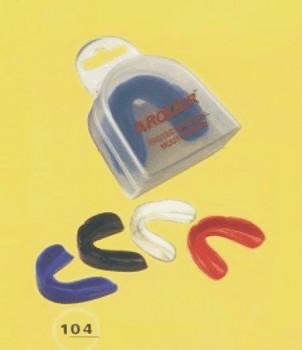 Chránič zubů EFFEA 104 - modrý