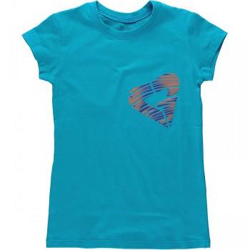 Dámské tričko Gravity G-heart modré AKCE
