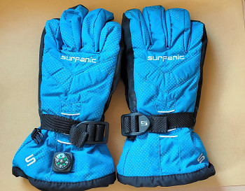 Zimní rukavice Surfanic Tracker boys SKLADEM