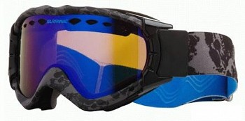 Snowboard brýle Surfanic TOP LEVEL SKULL GOOGLES