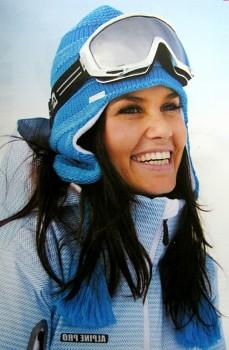 Dámská zimní čepice Alpine Pro Misae 43009 631 SKLADEM