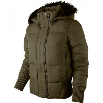 Dámská zimní bunda Nike AD DOWN BOMBER 418551-233  SKLADEM