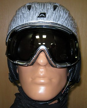 Snowboardová/lyžařská helma Alpine Pro Valmorel 58003 066
