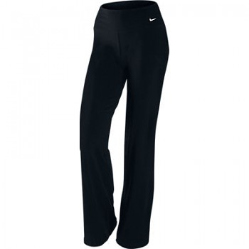 Dámské kalhoty Nike Loose DF Cotton Pant 419408-010
