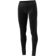 Adidas BQ2123 SUPER LONG T PR BLACK Dámské kalhoty