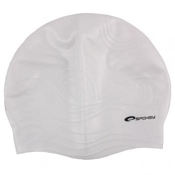 Plavecká čepice  SHOAL bílá