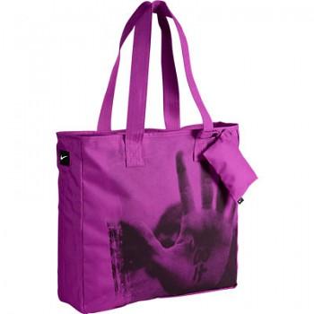 Dámská taška Nike GRAPHIC PLAY TOTE BA4448-521