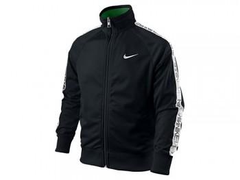 Dětská sportovní bunda Nike TAPED TRACK JACKET 449161-010