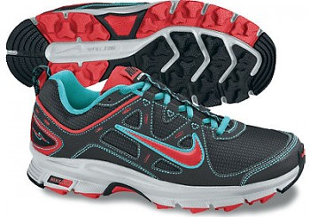 Dámské juniorské běžecké boty Nike WMNS AIR ALVORD 9 WS ŠEDÉ