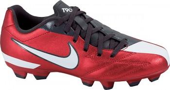 Dětské kopačky Nike T90 Shoot IV FG 472567-610 AKCE