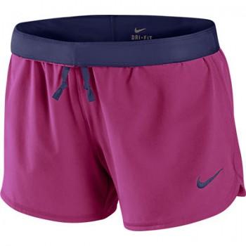 Dámské běžecké šortky Nike PHANTOM SHORT 404898-678 AKCE