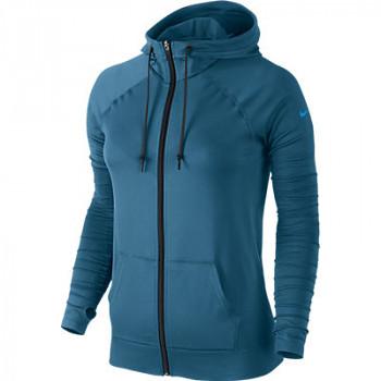 Dámská běžecká mikina Nike LIMITLESS JACKET modrá