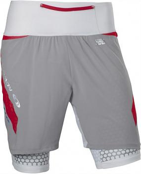 Běžecké šortky Salomon TWIN SKIN S-LAB SHORT M 308578 AKCE