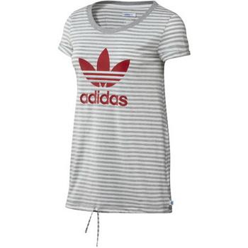 Dámské tričko Adidas LOGO TEE STR W64349 SKLADEM
