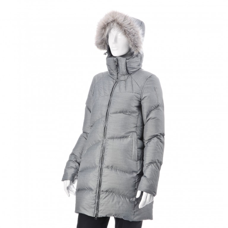 Dámský kabát Salomon BOREAL LONG II W 308989 SKLADEM Addsport.cz ... aa356215ba