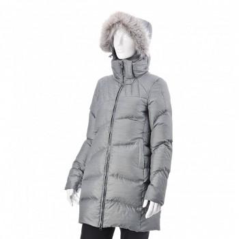 Dámský kabát Salomon BOREAL LONG II W 308989 SKLADEM