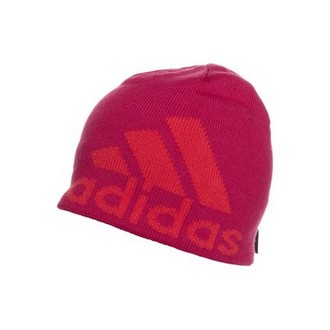 Zimní unisex čepice Adidas Knit Logo Beanie W44354