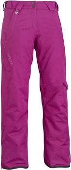 Dámské lyžařské Freeski kalhoty Salomon SUPERSTITION PANT W 308970