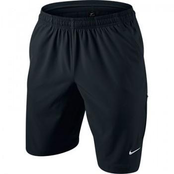 """Tenisové šortky Nike N.E.T. 11"""" WOVEN SHORT 455618-010 SKLADEM"""