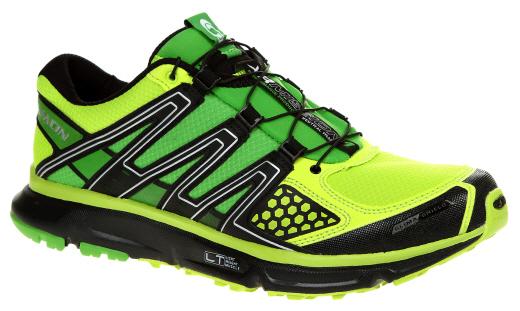 chaussures de sport e3423 92616 Běžecké boty Salomon XR MISSION CS 327052 ZELENÉ