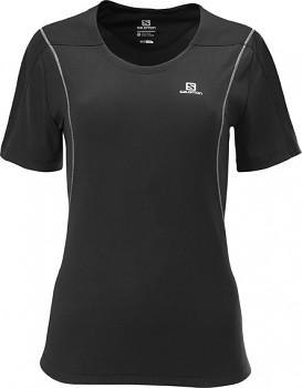 Dámské outdoor triko Salomon PACE TEE W 328998  , velikost: L
