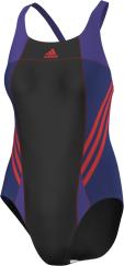 Dámské plavky Adidas I INS ATH 1PC G83380, velikosti: S