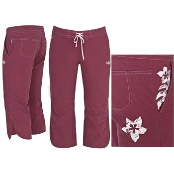 Dámské outdoor 3/4 kalhoty TRESPASS Yara GL 1326 ZELENÉ