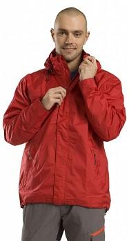 Pánská outdoor bunda Alpine pro BOLEK 8438-442 AKCE