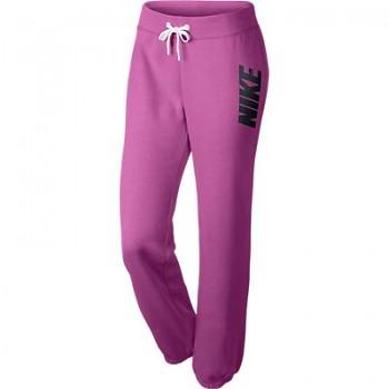 Dámské tepláky Nike CLUB PANT-GRAPHIC 545788-647