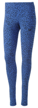 Dámské legíny Adidas AO LEO LEGGING BLUBIR  G76022