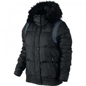 Dámská zimní bunda NIKE ALLIANCE BOMBER 541416 010 SKLADEM