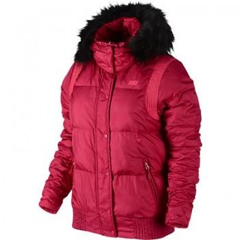 Dámská zimní bunda NIKE ALLIANCE BOMBER 541416 604 SKLADEM