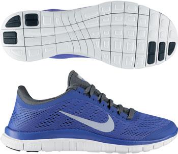Dámské běžecké boty Nike Free 3.0 V5 skladem MODRÉ